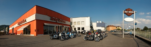 Harley Davidson - Bergamo per Google Busienss Photo