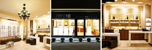 Zerodieci Studio Ottico -Details