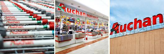 Auchan Merate - Details