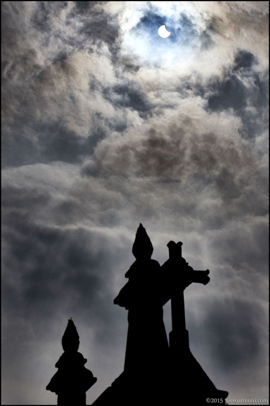 Eclissi Solare in Nord Italia
