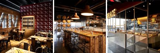 Braceviva Restaurants - Details