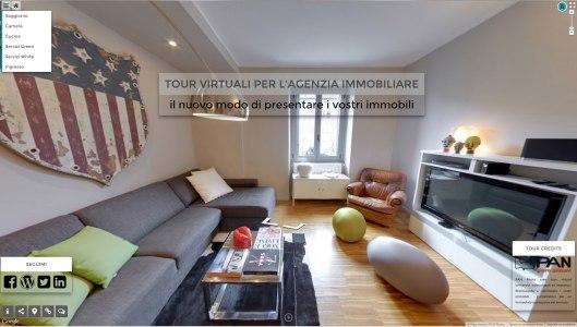 Tour Virtuali in appartamenti di lusso