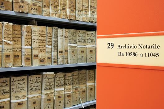 L'archivio notarile