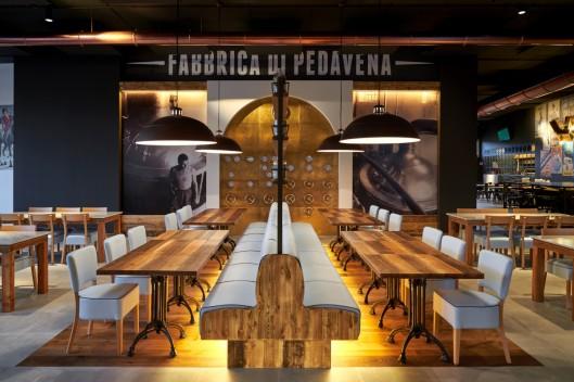 Birrificio Pedavena Brivio, Corporate photo for Ap Design