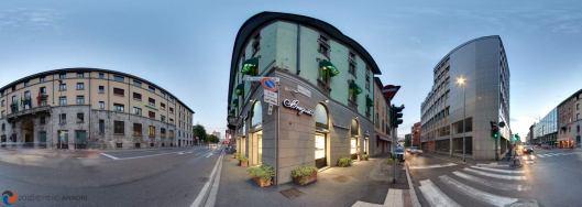Tour virtuale Google presso la famosa Gioielleria Cornaro, Bergamo