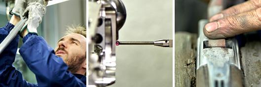 Fair fabbrica di armi - fotografia corporate
