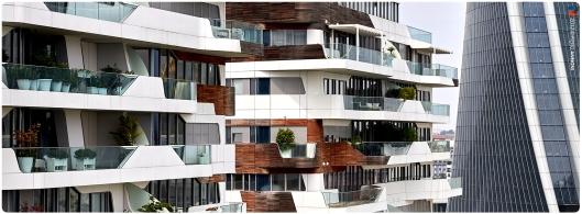 Lavoro Design Interni Milano.Fotografia D Interni City Life Milano Piero Annoni Photography