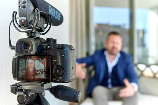 Servizi video per imprese edili