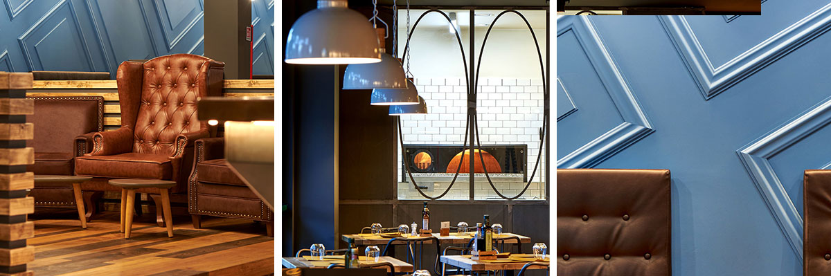 Gallery fotografica food per ristoranti