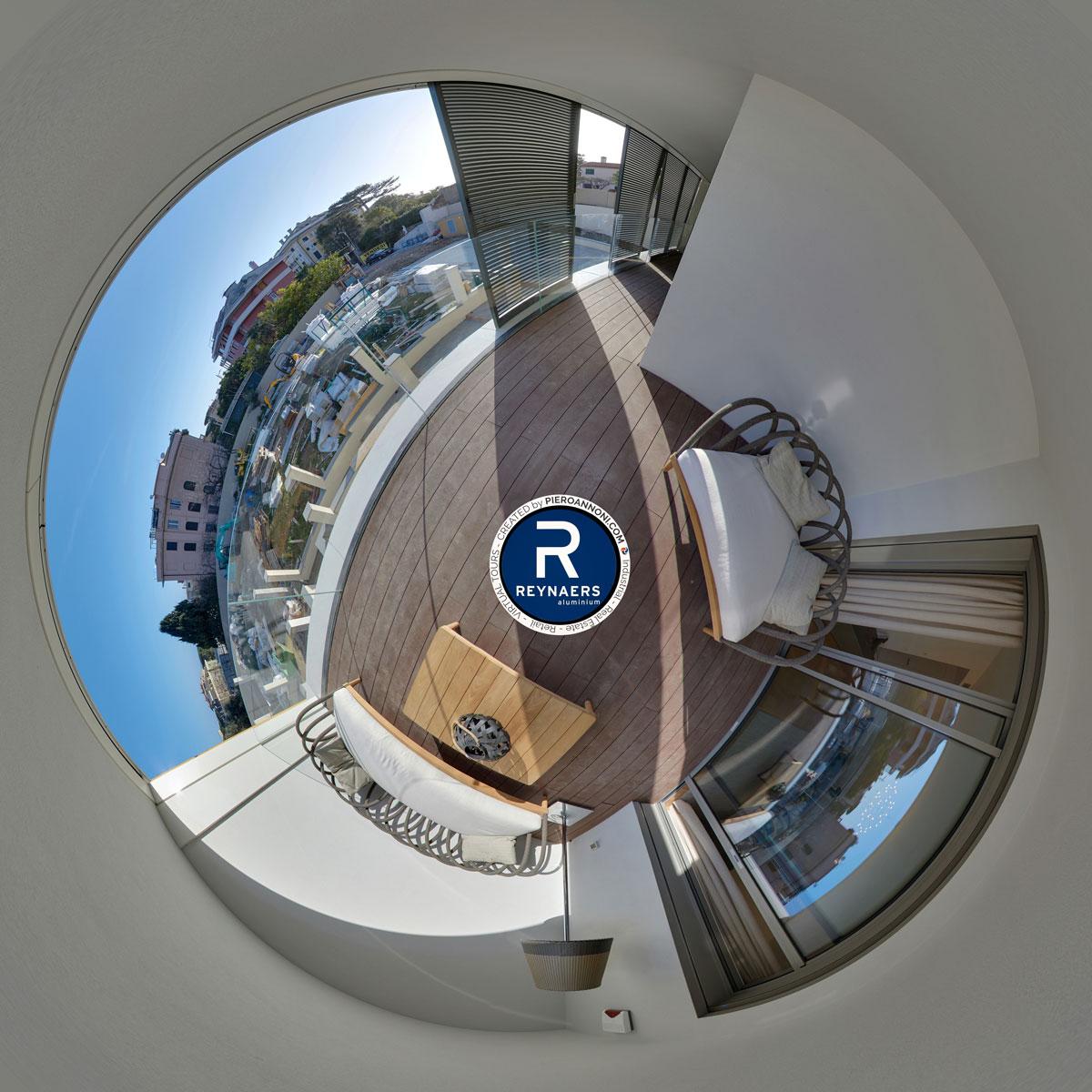 Tour virtuale appartamento demo