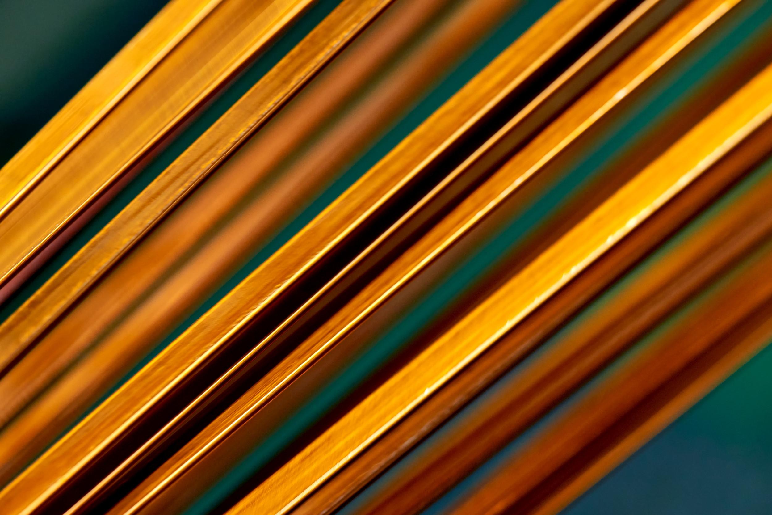 Servizi fotografici cavi e conduttori in rame